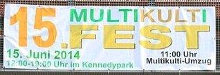 Multikultifest 2014